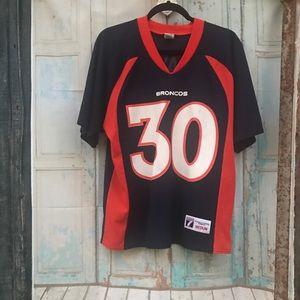 Vintage Broncos jersey